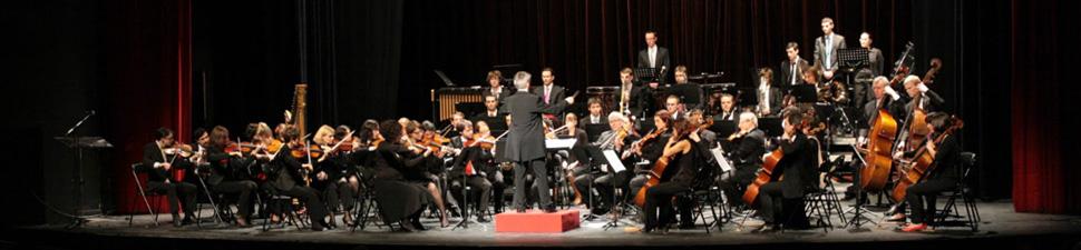 Banner Orchestre