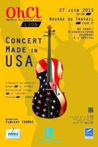 Concert OHCL 27 juin 2015