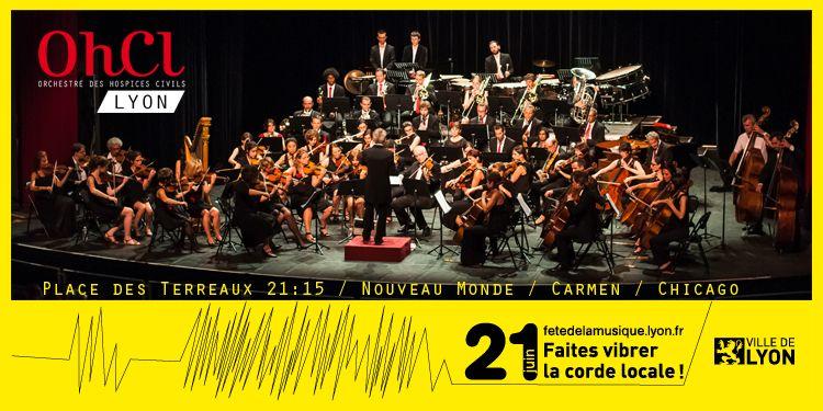 Fete de la musique Lyon 2016